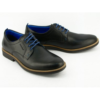 Descalzados Lcjk1f Slack Man Cuero Stork Zapato 4Rq5j3AL