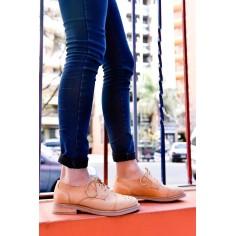 Zapato Carme de Cuero