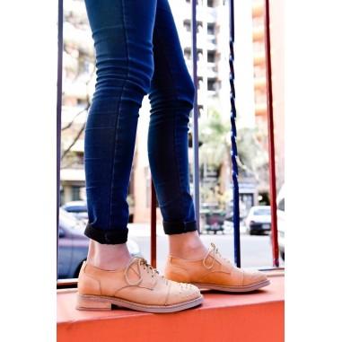 Zapato Maca de Cuero