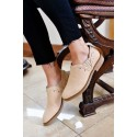 Zapato Pamapa de Cuero