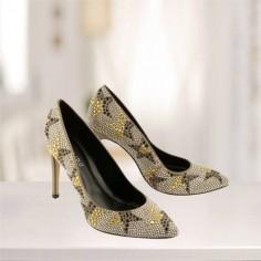 Zapato Clásico Brillos