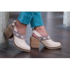 Zapato Melbourne de Cuero