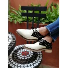 Zapato Leti de Cuero