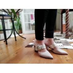 Zapato Clásico de Gamuza