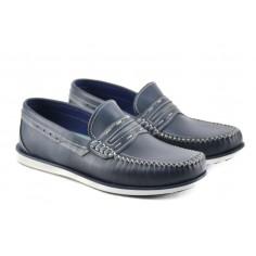 Zapato De Cuero Vincha