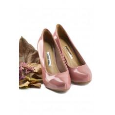 Zapato Clasico De Charol