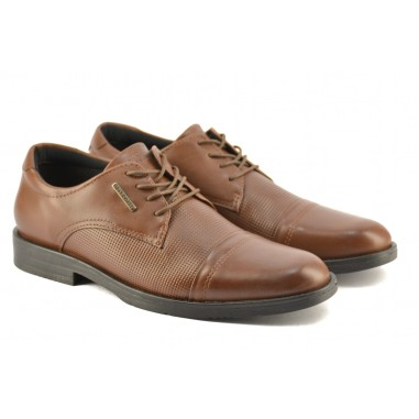 Zapato Slack De Cuero